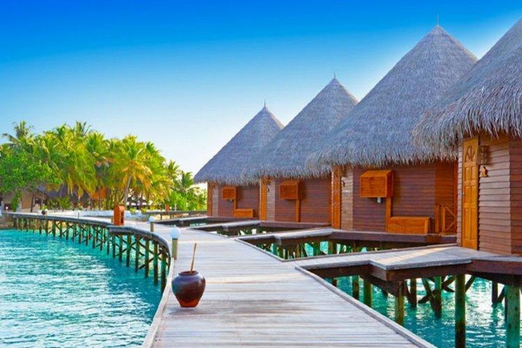 الفنادق في جزر المالديف