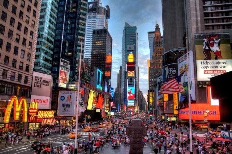 مدينة نيويورك في الولايات المتحدة