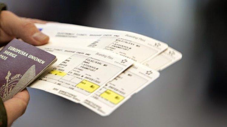 الحجوزات الأخيرة لتذاكر السفر