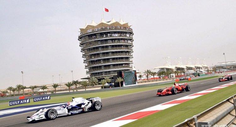 حلبة البحرين الدولية