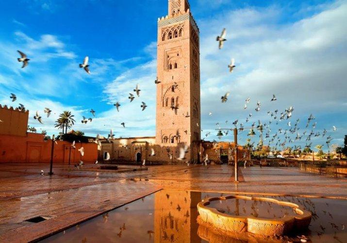 وجهات سياحية للعيد - مراكش