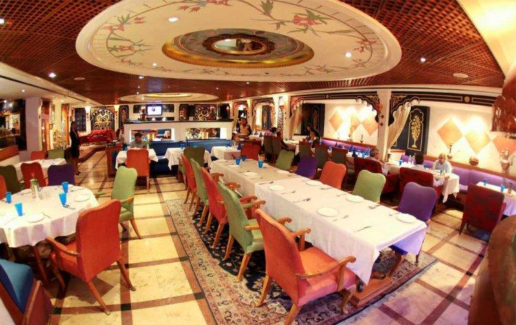 مطعم بوراتشي الهندي