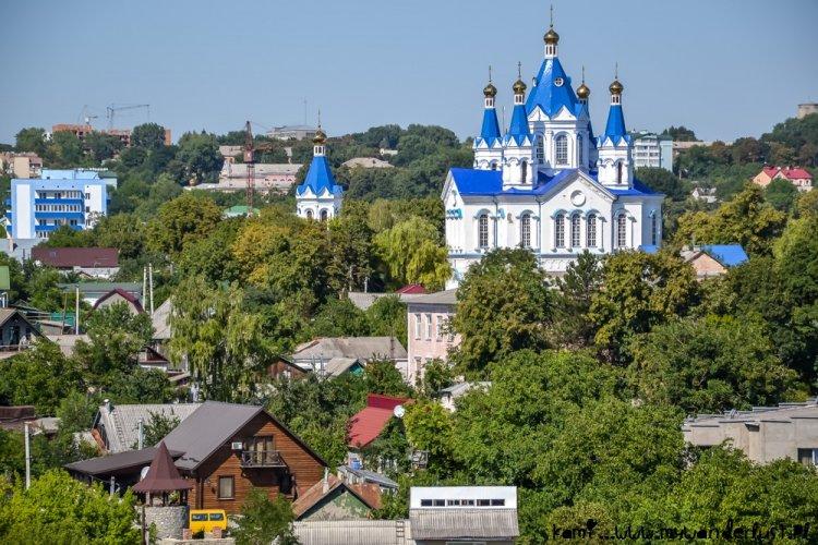 معالم اوكرانيا السياحية