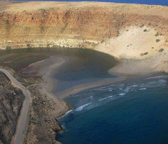 وادي الخبطة معلم سياحي رائع الجمال في محافظة درنة