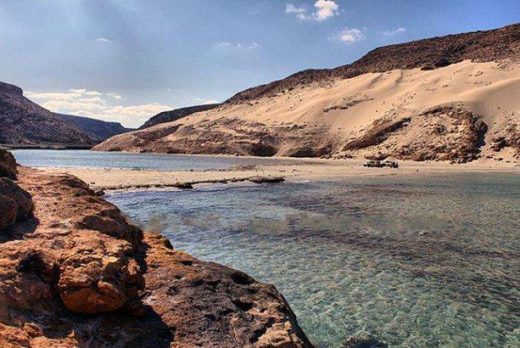 الطبيعة الخلابة في وادي الخبطة
