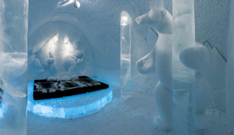 Ice Hotel- السويد