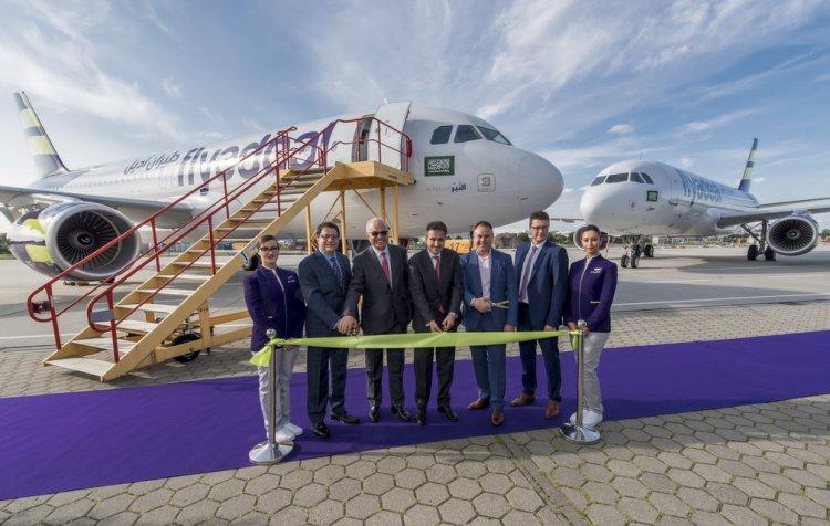 طيران اديل يتسلم اول طائرة إيرباص A320ِ