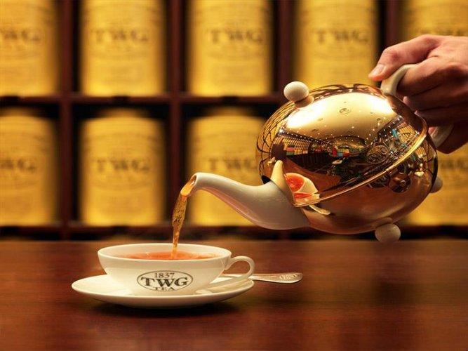 تذوقوا اغلى شاي في العالم عند السفر الى دبي