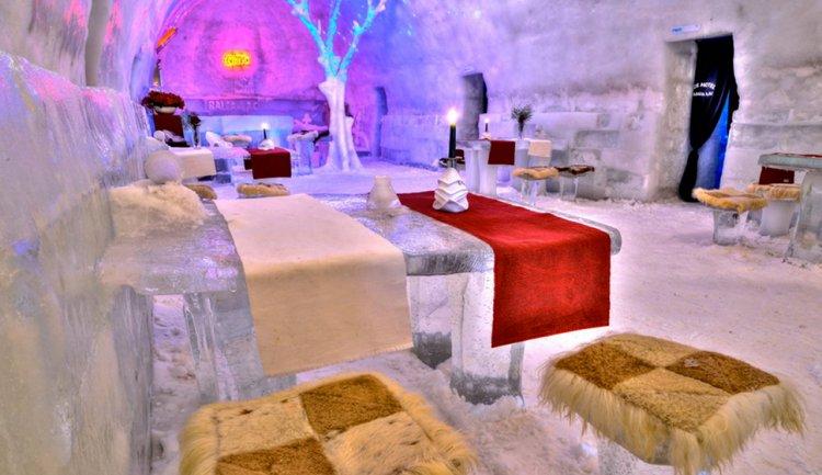 المطعم الثلجي- رومانيا