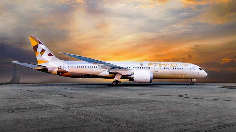 الإتحاد للطيران تشغل طائرة بوينج 787 لخدمة رحلاتها المتجهة لسيئول