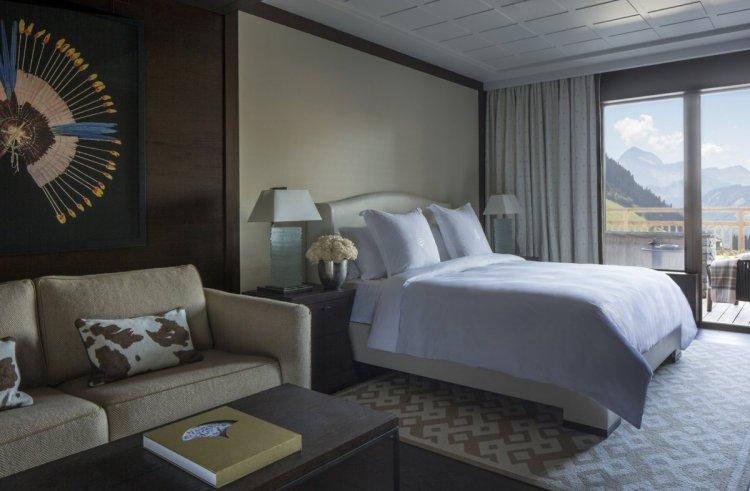 غرف فندق فورسيزونز ميجيف