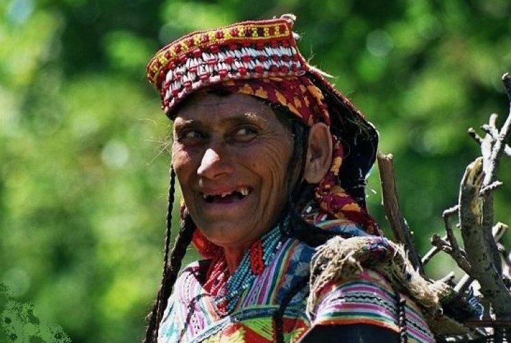 قبائل الهونزا الخالدون المبتسمون دائما