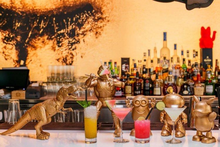 Katsuya Cocktails
