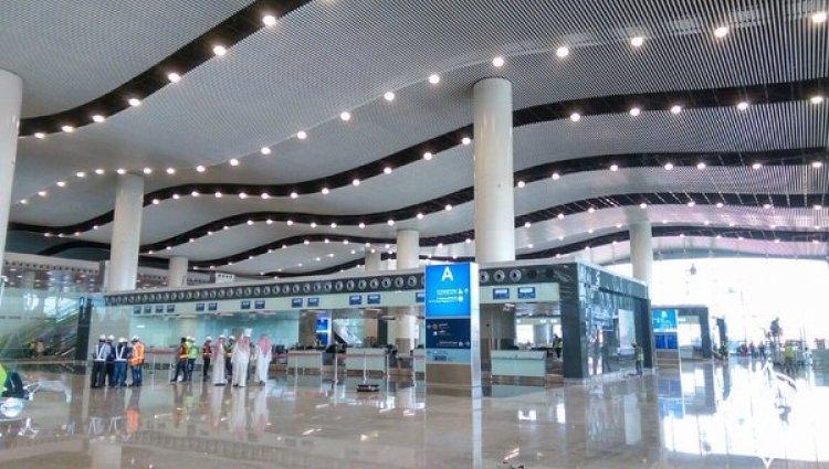 مطارات الرياض تواصل اطلاق الخدمات في مطار العاصمة من خلال برنامج مزايا