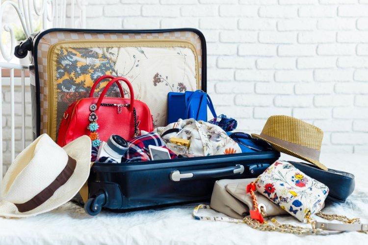 الامتعة في السفر