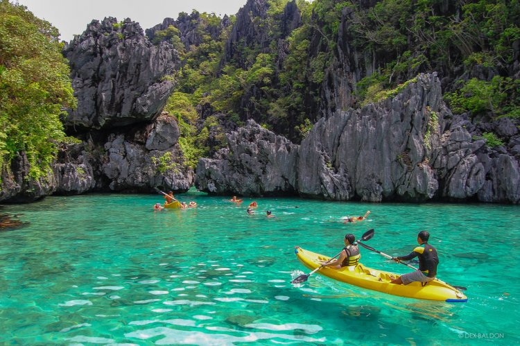 جزيرة بالاوان - الفلبين