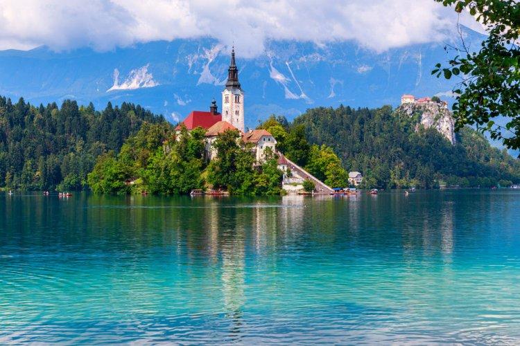 بحيرة وجزيرة بليد - السياحة في سلوفينيا
