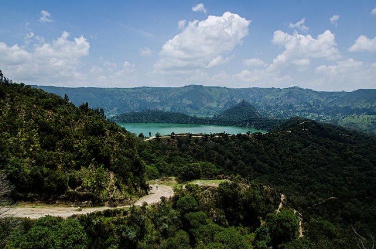 بحيرة ونشى اثيوبيا