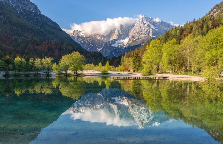 بحيرة ياسنا - السياحة في سلوفينيا