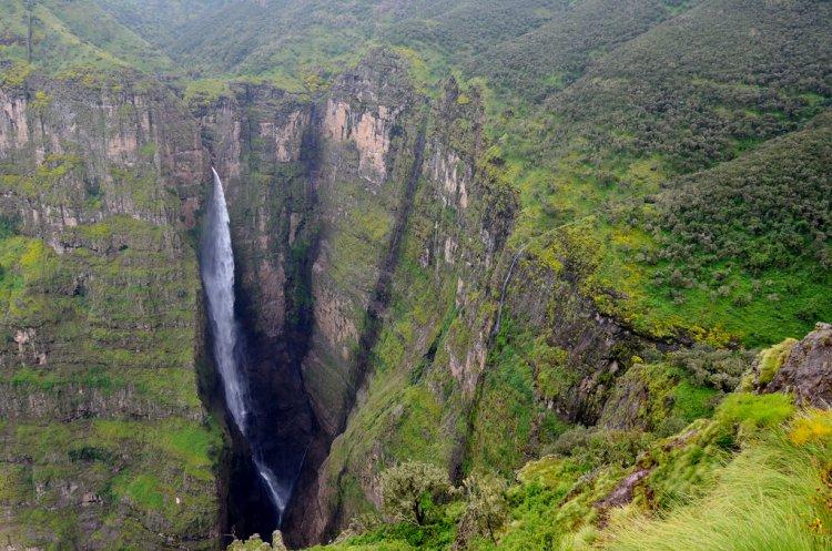 جبال سايمن اثيوبيا