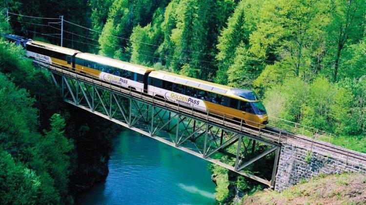 رحلات القطار في امريكا