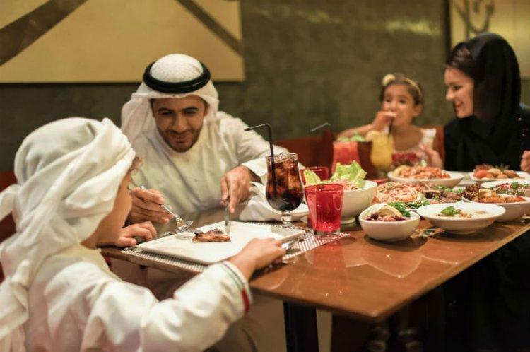 مطاعم العوائل في دبي