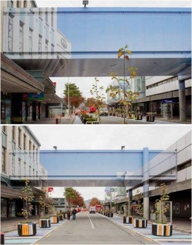 ممشى الوهم البصري في نيوزلندا