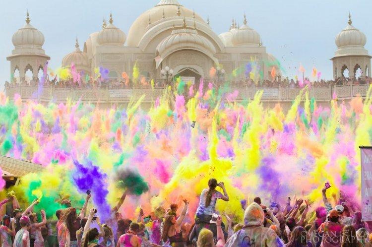مهرجان دى والى الهند
