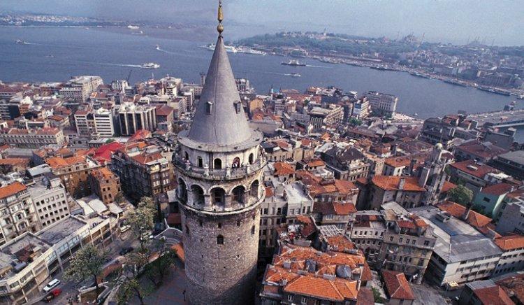 برج غلطة في اسطنبول أحد أقدم ابراج المراقبة فى التاريخ