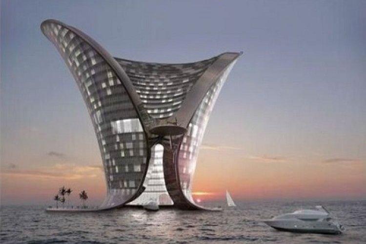 فندق جزيرة أبيريون- دبي