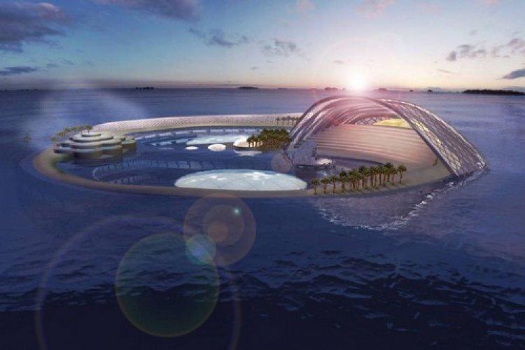 فندق الهلال هيدروبوليس- دبي