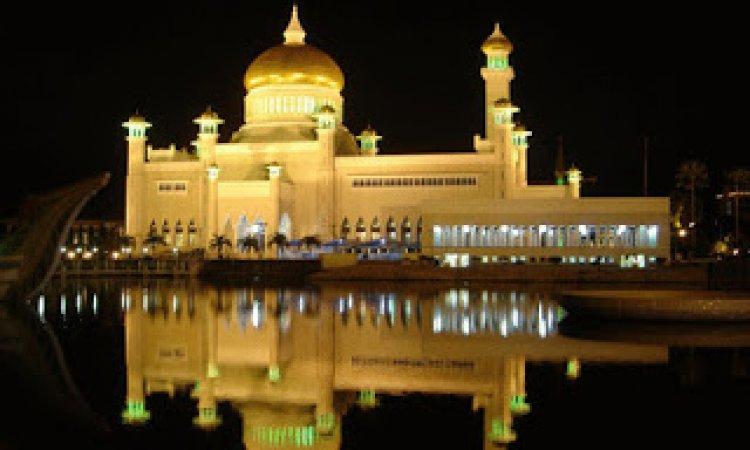 مسجد من ذهب- سلطنة بروناي
