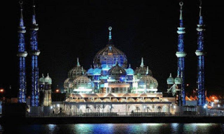 مسجد من الكريستال- إندونيسيا