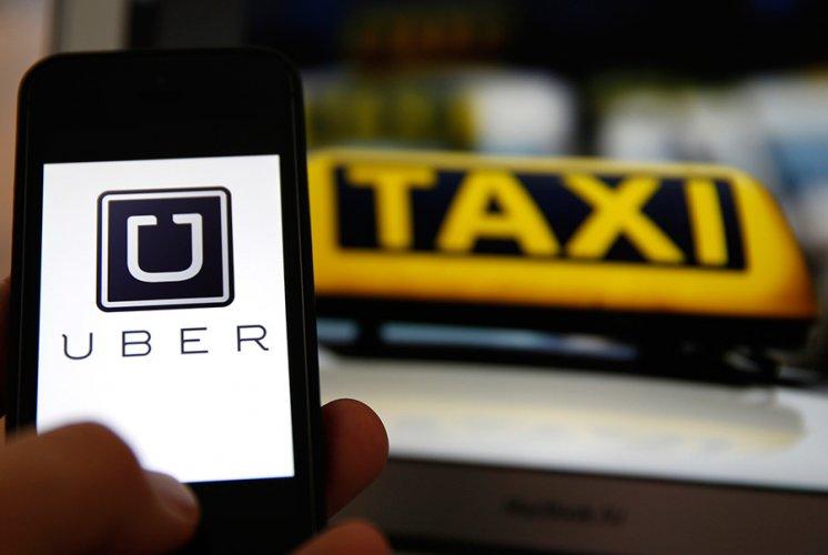 خدمة النقل الذكي أوبر Uber