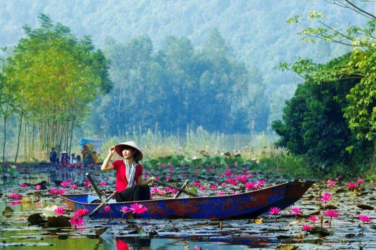 المناطق السياحية في فيتنام