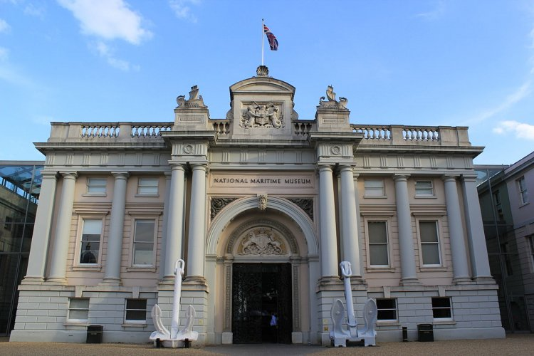 المتحف البحرى الوطنى في لندن