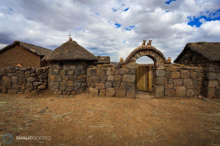 الحياة الريفية في بيرو عند السفر الى امريكا اللاتينية