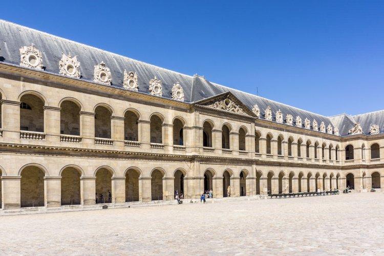 المتحف العسكرى في فرنسا