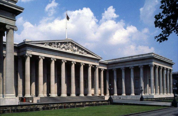 المتحف البريطانى فى لندن