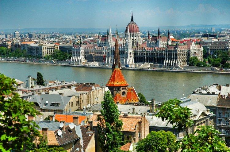 بودابيست المجر