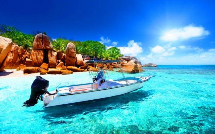 جزيرة سيشل
