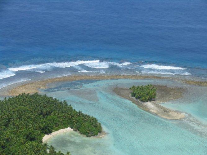 جزيرة توفالو