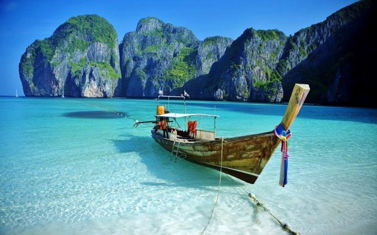 جزيرة سيميلان في تايلند
