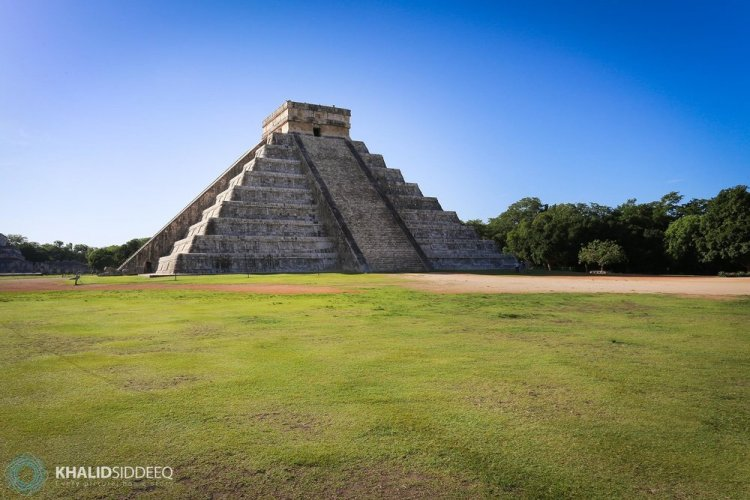 حضارة المايا احد معالم امريكيا اللاتينيته