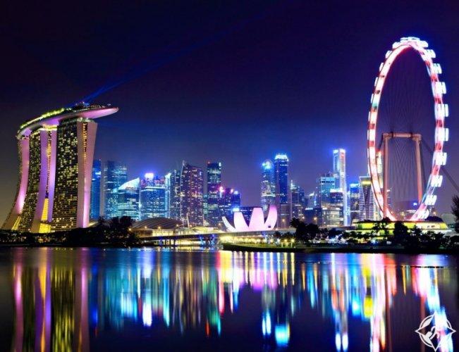 السفر الى سنغافورة