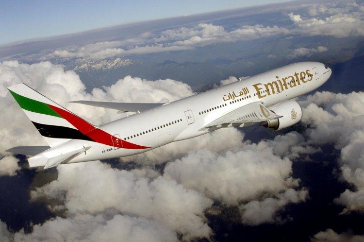 من اسطول طيران الامارات