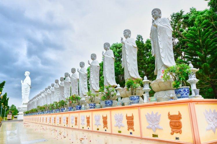 فونج تاو احد اهم المعالم السياحية في فيتنام