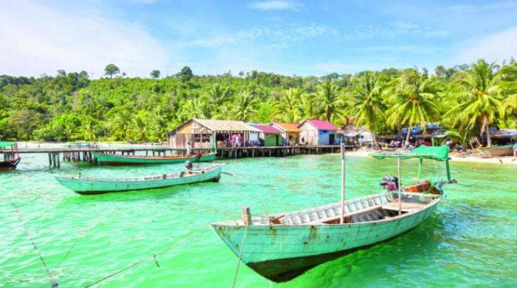 كوة رونغ في كمبوديا