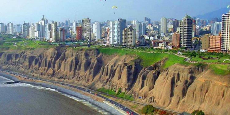 الجمال في ليما فى بيرو