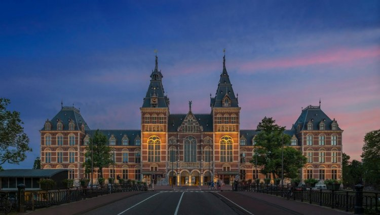 متحف ريجكس بأمستردام في هولندا